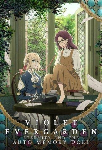 Violet Evergarden: Eternity and the Auto Memory Doll 2019 ita